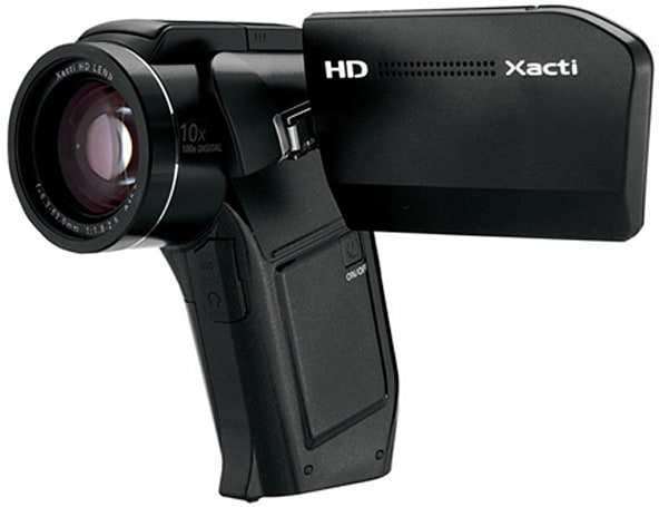 Sanyo's Xacti VPC-HD1000 camcorder gets reviewed