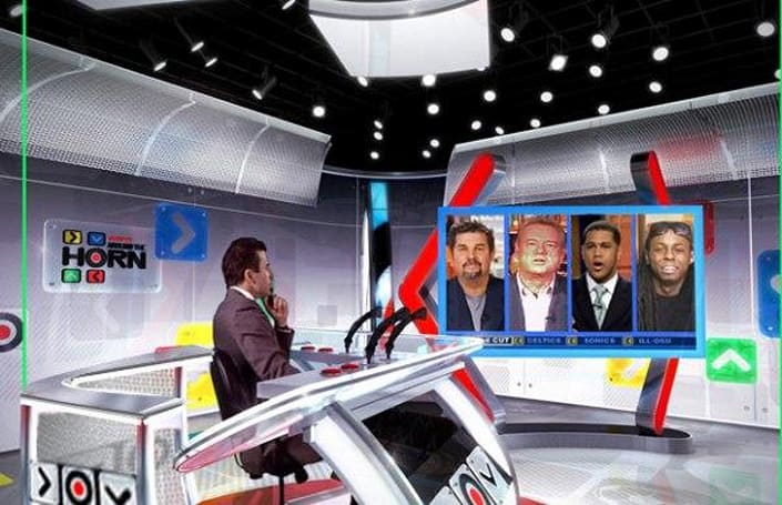 Pardon the Interruption, Around the Horn's new HD studios shown off in renderings