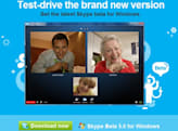 Skype 5.0 beta brings 10-way video calling to the world