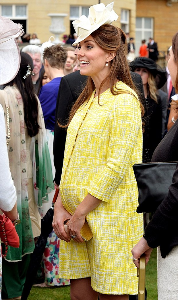Royal Baby Rumors Abound: Is Kate in Labor?!