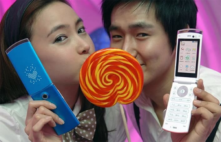 LG's Lollipop is for the kiddies -- the Korean kiddies, that is