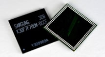 Samsung starts making 3GB low-power memory for smartphones