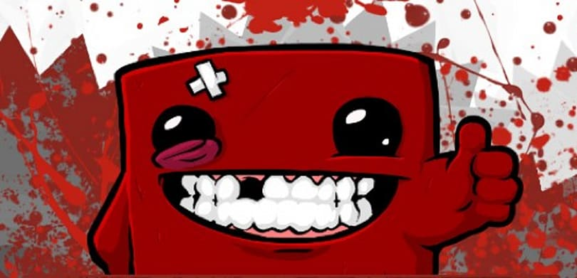 Super Meat Boy goes on sale on XBLA next month, more 'Teh Internets' levels coming