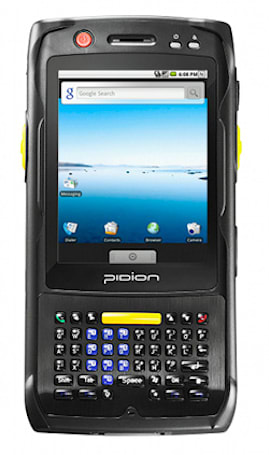Bluebird Pidion BIP-6000 ready to beat Android into you