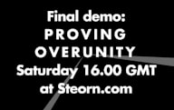 Steorn livestream to settle the case for overunity once and for all... or something like that