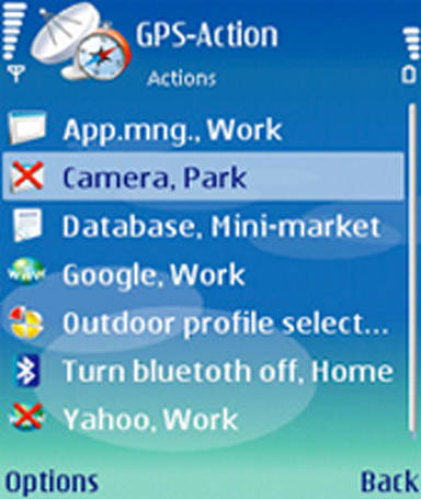 """GPS-Action puts the """"service"""" in location-based service"""