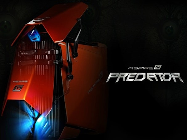 Acer Predator gaming rig: Faster. Deeper. Harder. Further.
