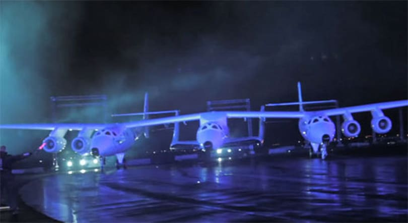 Virgin Galactic's SpaceShipTwo: the video unveiling