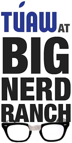 TUAW's headed to Big Nerd Ranch!