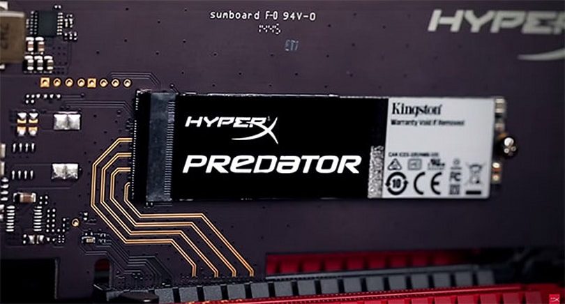 There's now a super-speed PCIe SSD you can actually buy
