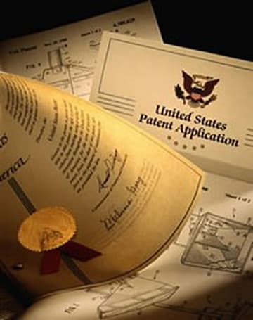 28 years ago today: World's first software patent successfully filed