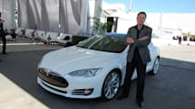 Elon Musk responds to Consumer Reports' Tesla Model S downgrade
