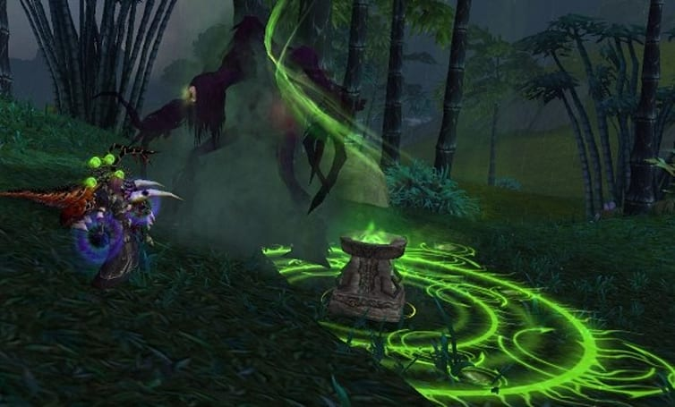 Warlock glyph changes in patch 5.0.4