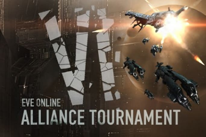 EVE Online Alliance PvP Tournament finals in live video this weekend