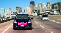 Lyft's new offering lets you take passengers only during your commute