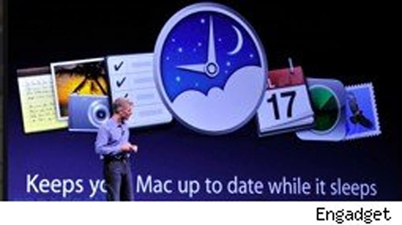 Apple releases SMC updates to enable Power Nap in Mountain Lion