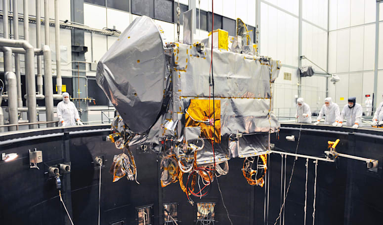 NASA's asteroid explorer faces tests that simulate space