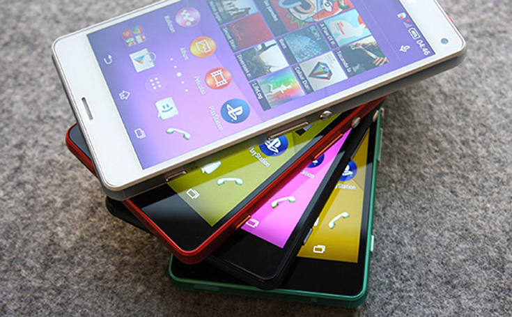 Photos show the Xperia Z3 Compact is (another) chip off the old block