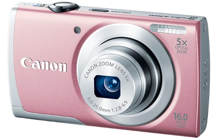 Canon PowerShot A2600 and A1400 offer modest feature bumps, little incentive to upgrade