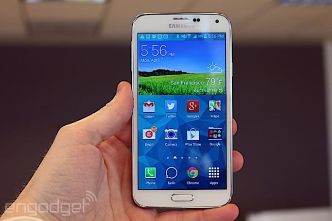 Samsung Galaxy S5 review: a solid improvement, but don't rush to upgrade