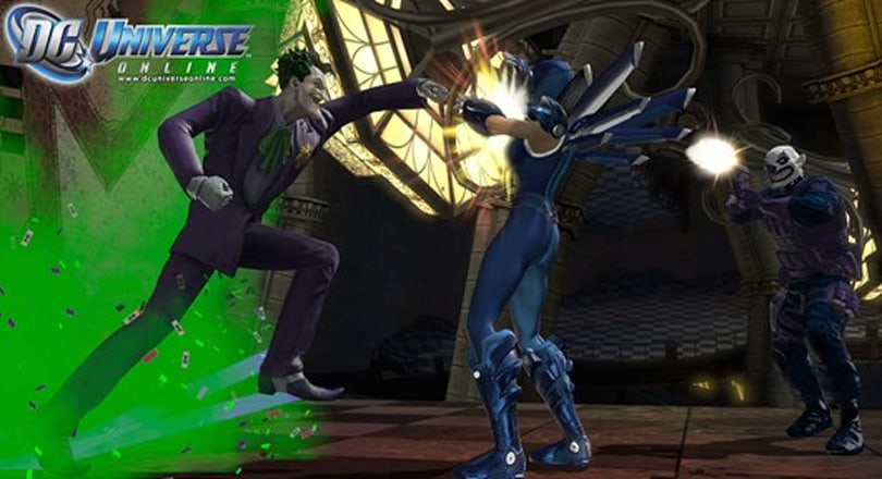 DC Universe Online's Last Laugh DLC now available