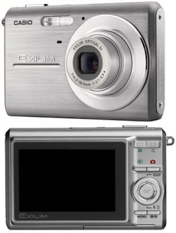 Casio sneaks out the Exilim EX-Z65 compact digicam