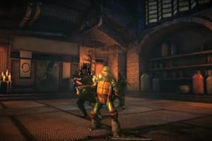 Teenage Mutant Ninja Turtles: Out of the Shadows (Mikey)