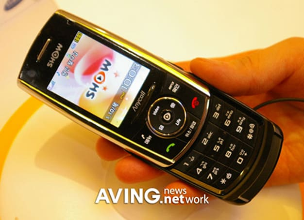 The Samsung SPH-W2900 is alright, we guess