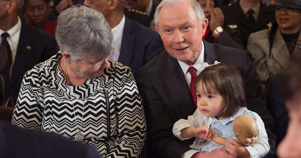 Jeff Sessions, Who Has An Asian Granddaughter, Praised Era When Asians Were Banned From U.S.