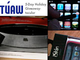 TUAW Holiday Giveaway-tacular Part Four: iPhone party