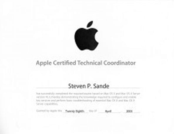 TUAW Certification Series: Mac OS X and Mac OS X Server