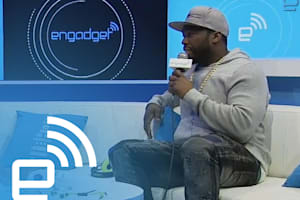 In Conversation with Curtis '50 Cent' Jackson