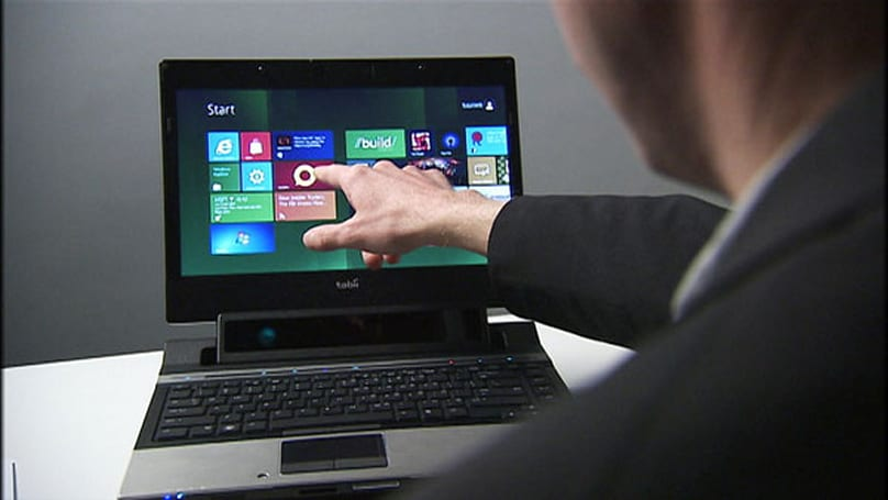 Tobii Gazes into the future, sees you navigating Windows 8 with your eyes (video)
