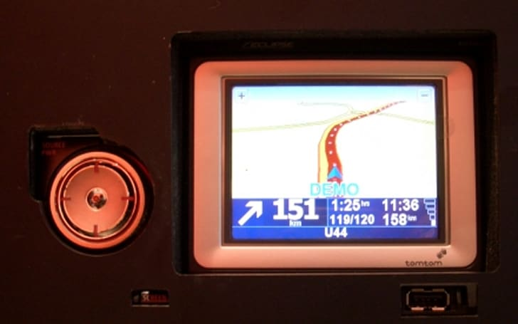 TomTom Duo Eclipsed at CeBIT
