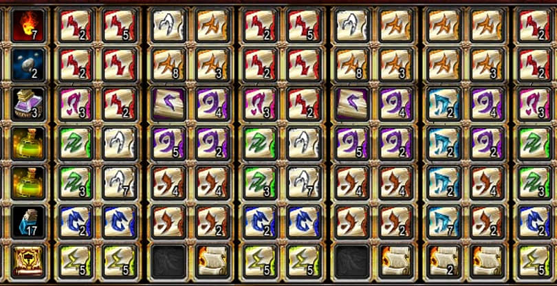 Gold Capped: The basics of selling glyphs