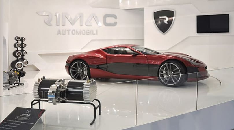 Rimac Concept_One EV now a reality: cash in those stock options (video)