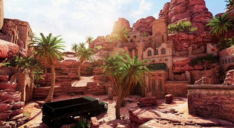 Uncharted 3 DLC dishes out 'Drake's Deception Map Pack'