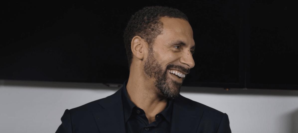 Rio Ferdinand Reveals How His Biggest Fear Drove Him From Peckham To The Premier League