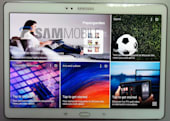 Samsung's next Android tablet looks like a supersized Galaxy S5