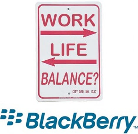 BlackBerry Balance announced, gives your phone a split personality