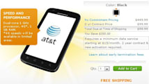 Atrix 4G available for $100 from AT&T, just 50 bucks per Tegra 2 core