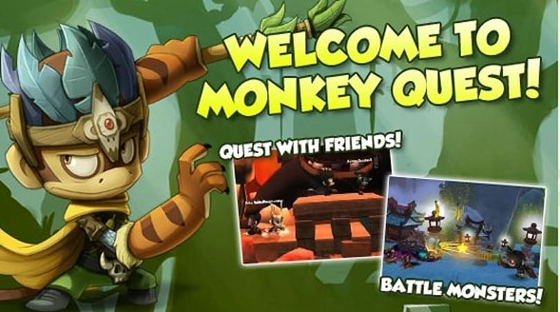 Nickelodeon evolves a new monkey MMO