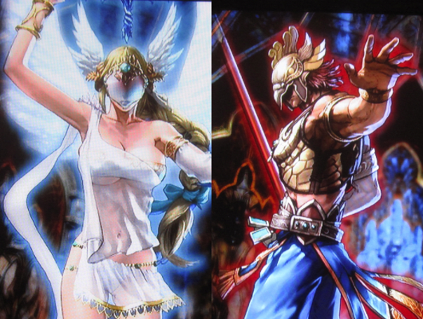 Rumor: Kilik and Elysium added to Soulcalibur 5