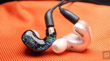 Onkyo 定制入耳式耳機 IE-C3 動耳聽