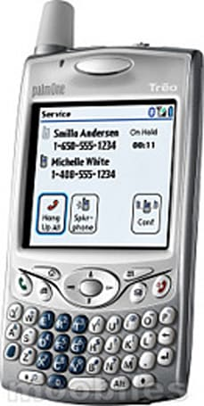 Palm Treo 650 gets Direct Push email, too