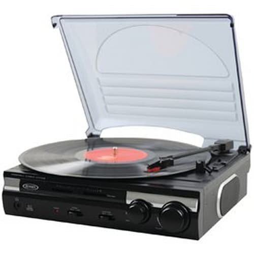 Jensen 3-speen turntable