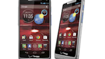 Droid RAZR M 'blue steel edition' now available at Best Buy