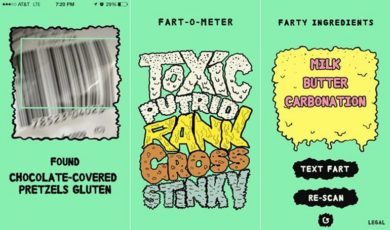 "Finally, a ""fart app"" worth caring about"