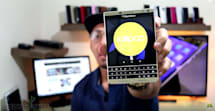 BlackBerry Passport sports Android in demo video