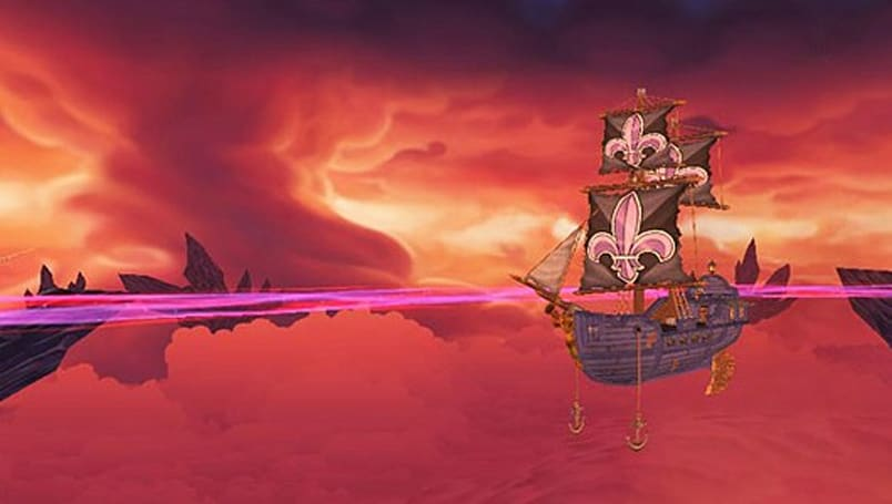 Pirate101 head start begins on October 8th